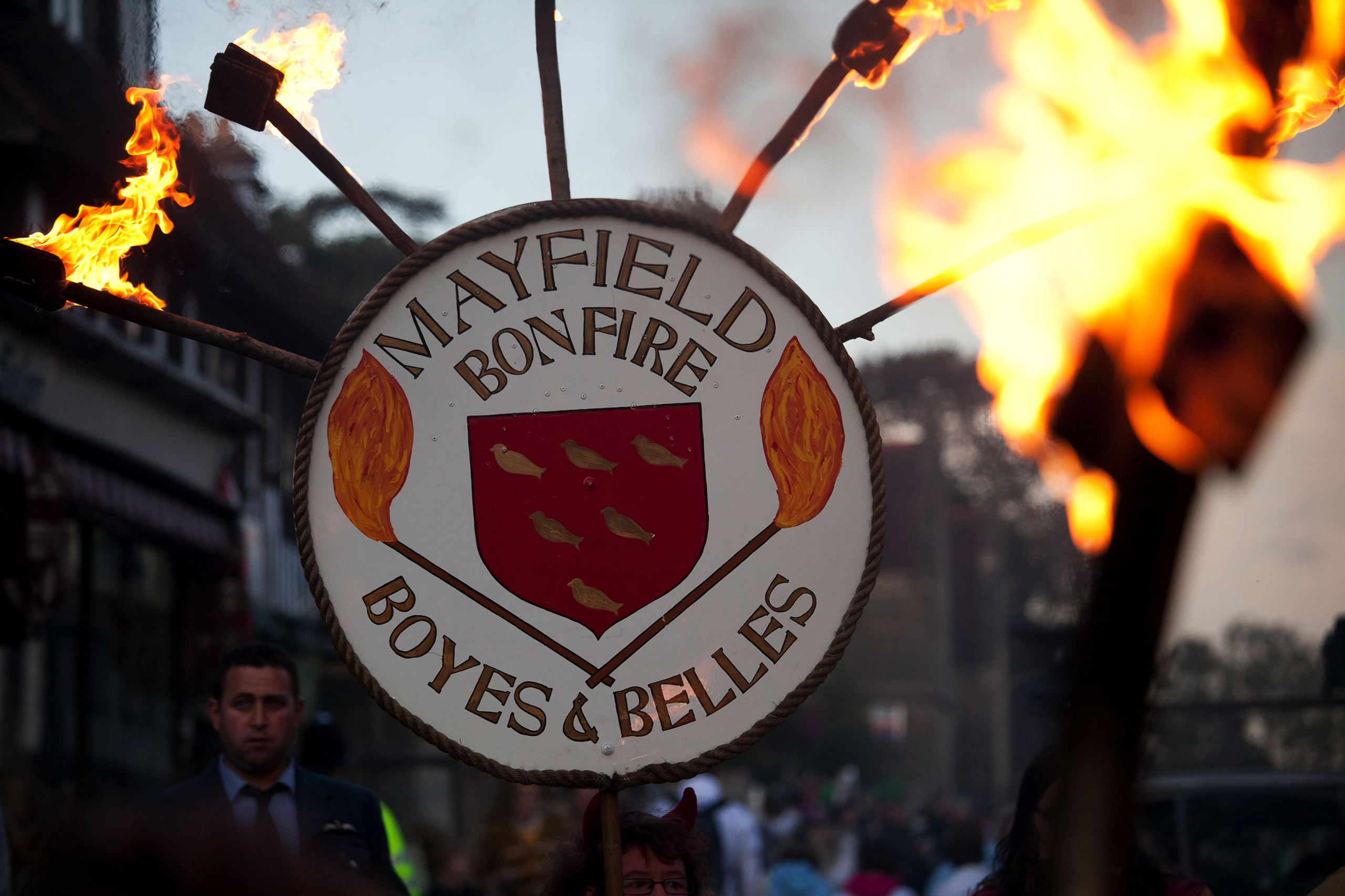 Mayfield Bonfire 20111